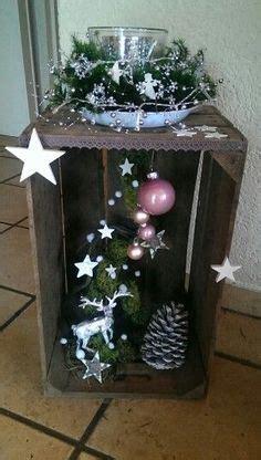 weihnachtsdeko fensterbrett aussen https www at search q deko schlitten selber bauen