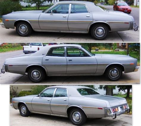 how do cars engines work 1978 plymouth horizon engine control find used 1978 plymouth fury salon odo 70 562 chrysler 318 v 8 engine 4 door a c runsgreat in