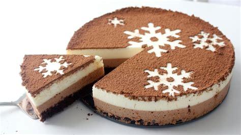 kuchen ohne zu backen schoko weihnachtskuchen ohne backen zubereiten