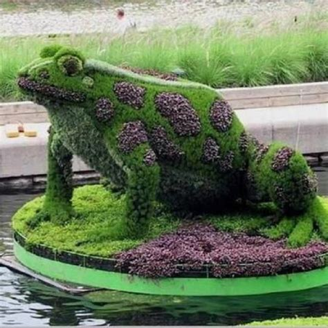 montreal botanical garden topiary 17 best images about jardin botanique on