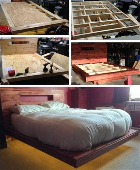 diy boat bed frame 39 diy bed frames that will give you a comfortable sleep
