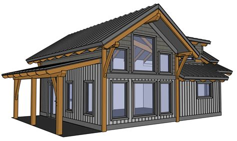 designing our remote alaska lake cabin white