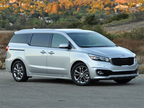 The New Kia Sedona 2016 Kia Sedona Overview Cargurus