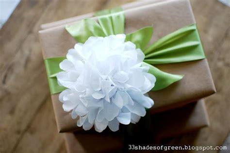 tutorial tissue paper flower 33 shades of green tissue paper flower tutorial party