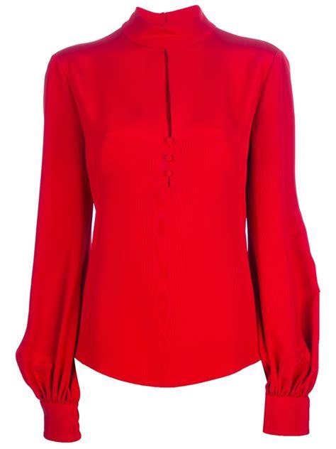 Black Blouse Pusat Top Blouse Hijaber Kekinian Murah odel blouses blouse with