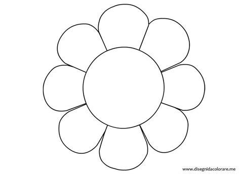 fiori disegnati da bambini stencil fiori stilizzati da stare cerca con