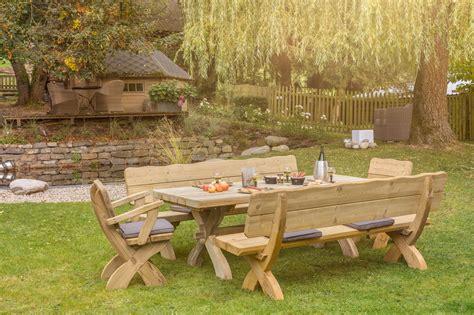 Gartenmöbel Pavillon by Gartenm 195 182 Bel Und Zubeh 195 182 R Rustikale Westfalen Tisch Oval