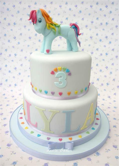 Pony Birthday Cake my pony cake cakes