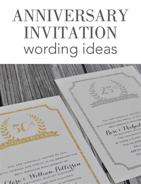 Wedding Anniversary Invitations by Wedding Anniversary Invitation Wording Invitations By