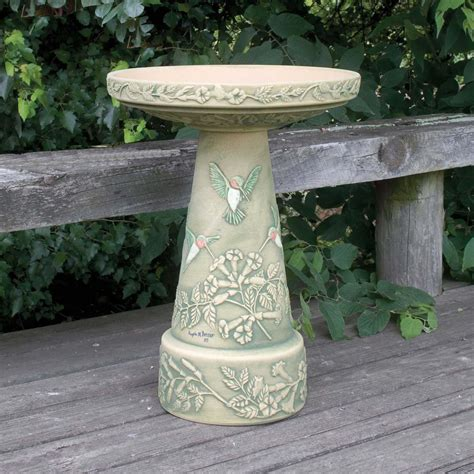 ceramic bird bath tops birdcage design ideas