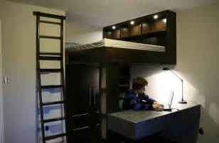 Contemporary Bedroom Design Small Space Loft Bed Inspiring Contemporary Designing Of Beds With Desks
