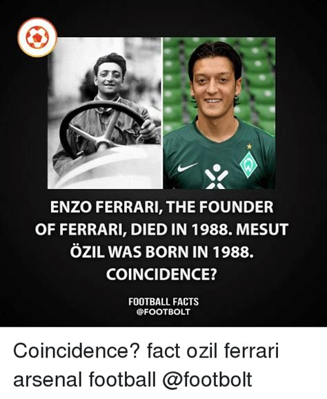 Enzo Ferrari 1988 by Enzo Ferrari The Founder Of Ferrari Died In 1988 Mesut