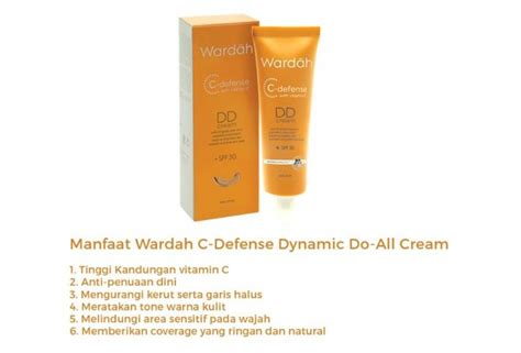 Serum Pencerah Wardah tried and tested wardah c defense dd daily