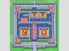 Castle Cornelia 1F - Final Fantasy I Walkthrough Elven Numbers