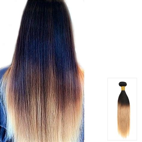 26 inch 1b 613 clip ombre hair weave clip in ombre hair extensions best human
