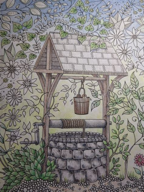 secret garden colouring book pens or pencils 23 best images about coloring inspiration on