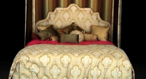 Kasur Bed Caisar tempat tidur paling mahal di dunia ini seharga rp 1 6