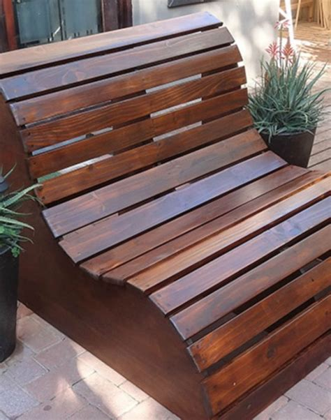 chic ways to decorate your backyard for cheap de 25 bedste id 233 er inden for outdoor loungers p 229 pinterest