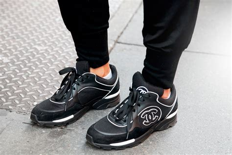 chanel sneakers for how to look chic in sneakers messiah