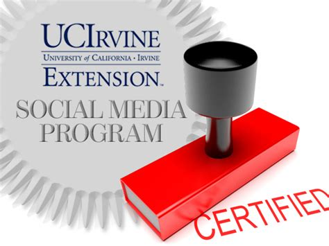 Uc Irvine Mba Tuition Cost by 10 Social Media Certifications And Classes To Advance Your