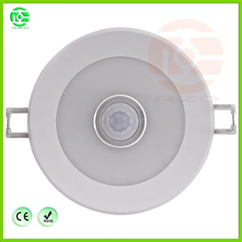 Lu Led 360 Derajat Motion Angle T1910 1 pir human sensor l downlight sell to italy europe view