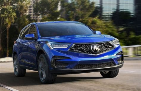 When Will Acura Rdx 2020 Be Available by 2020 Acura Rdx Interior Specs And Features