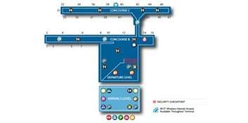 jfk information desk airport map airport guide jfk international airport