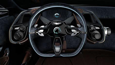 concept aston aston martin debuts all electric awd dbx concept