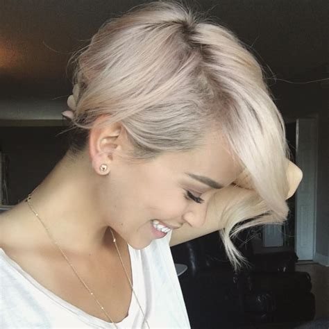 short hairstyles as seen from behind see this instagram photo by sarah louwho 384 likes
