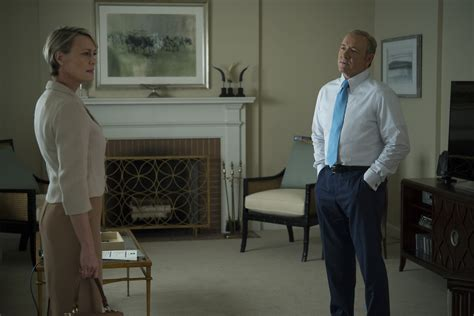 House Of Carda by House Of Cards Season 4 Review The Underwoods Fall And