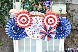 patriotic decorating ideas fourth of july party decorating ideas a pumpkin and a princess