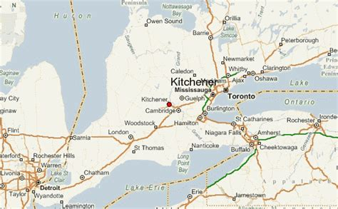 Kitchener Ontario Canada by Kitchener Location Guide