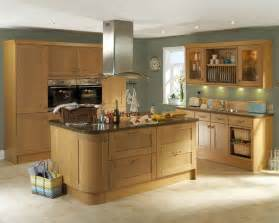 kitchens with light oak cabinets joinery kitchens tewkesbury light oak
