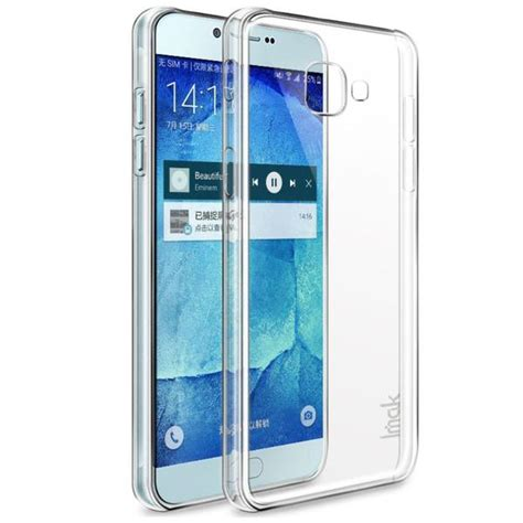 Imak Gen2 Ultra Thin Hardcase Iphone 55s samsung galaxy a5 2017 imak clear gennemsigtig mobilcovers dk