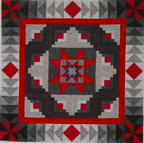 log cabin abcs at from marti featuring quilting with the perfect i quilt scarlet and gray marti michell perfect patchwork