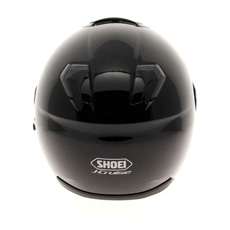 Helm Shoei J Cruise Black shoei j cruise gloss black free uk delivery