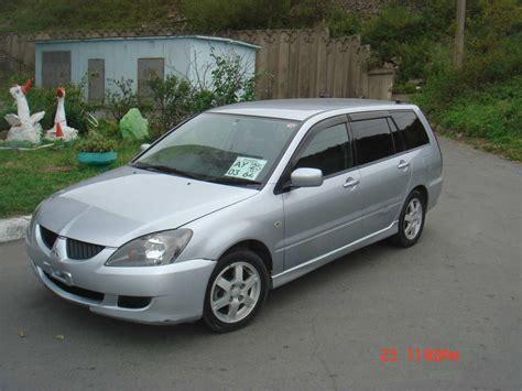 mitsubishi station wagon 2003 mitsubishi lancer wagon pictures 1800cc gasoline