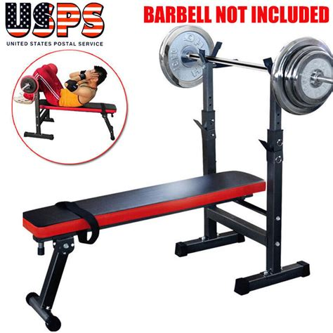 weight bench free shipping us top quality adjustable bench red gym weights lifting