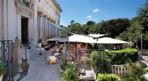 ristoranti terrazza roma ristoranti all aperto a roma i locali con terrazze e giardini