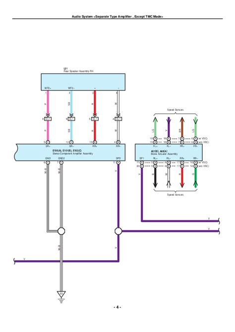 28 2010 toyota yaris stereo wiring diagram