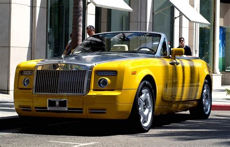 yellow rolls royce yellow rolls royce 1 cool hd wallpaper