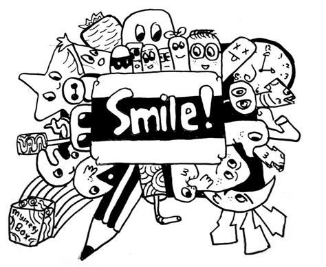 doodle 9 in 1 smile in doodle by nooradn on deviantart