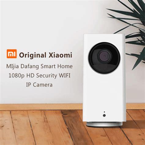 Xiaomi Dafang Smart 1080p Wifi Ip With 120 Degree Fov xiaomi mijia dafang 1080p ptz smart ip torumart pakistan