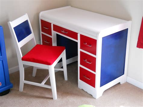 Kid Study Desk Furniture Desk Accessories And Deco Wooden Study Table With Drawers And White Top