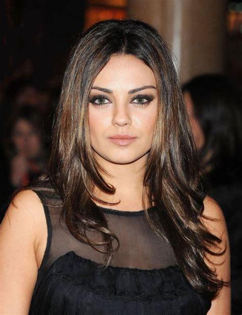 best dark hair colors for hazel eyes olive skin best highlights for dark brown hair and hazel eyes could
