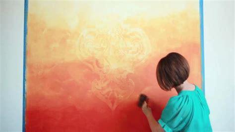 decorative paint techniques diy