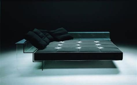 glass bed glass home for transparent lifestyle hiders with privacy