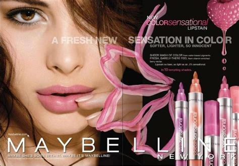 Maybelline Lip Stain boquitas pintadas nuevo color sensational lipstain de