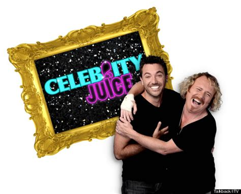 celebrity juice logo holly willoughby pregnant gino d aco to be celebrity