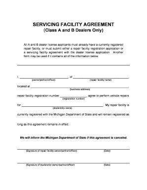 Dealership Agreement Letter Format Used Car Sales Agreement Forms And Templates Fillable Printable Sles For Pdf Word